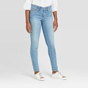 Universal Thread high waist skinny jeans
